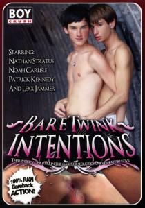 Bare Twink Intentions DVD (NC)
