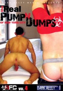 The Real Pump N' Dumps of New York City DVD (NC)