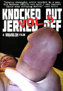 Knocked Out Jerked Off Vol. 5 DVD