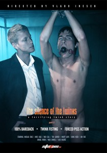 The Silence of the Twinks part 2 DVD (NC)
