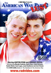 The American Way 2: Lust DVD