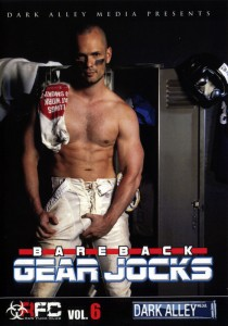 Bareback Gear Jocks DVD - Front
