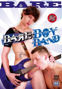 Bare Boy Band DVD (NC)