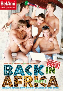 Back In Africa Part 1 DVD - Front