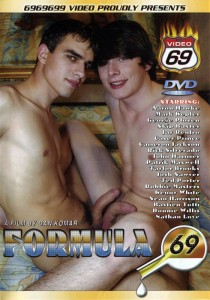 Formula 69 DVD (NC)