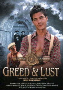 Greed & Lust DVD