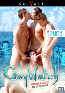 Gaywatch Part 2 DVD (NC)