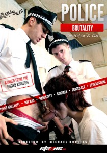 Police Brutality (Director's Cut) DVD (NC)