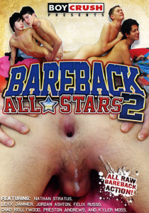 Bareback All Stars 2 DVD (NC)