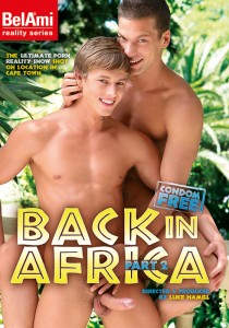 Back In Africa Part 2 DVD - Front