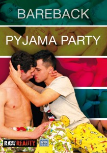Bareback Pyjama Party DVD