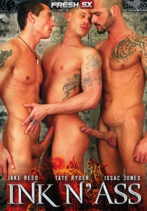 Ink N' Ass DVD (NC)