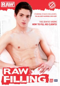 Raw Filling DVD - Front