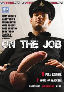 On The Job (UKNM) DVD - Front
