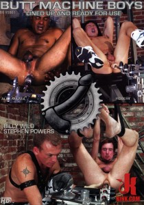 Butt Machine Boys 7 DVD (S)