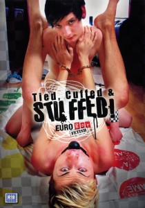 Tied, Cuffed & Stuffed! DVD - Front