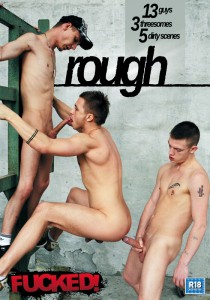 Rough DVD - Front
