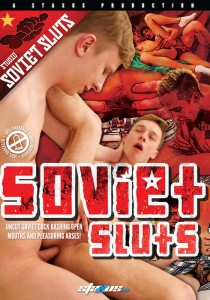 Soviet Sluts DVD (NC)