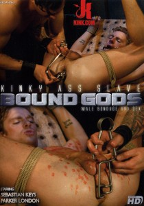 Bound Gods 5 DVD (S)