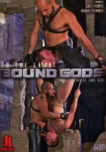 Bound Gods 16 DVD (S)