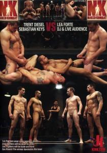 Naked Kombat 5 DVD (S)