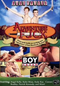 Adventure Fuck DVD (NC)