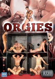 Stud Fuckerz Orgies DVD