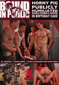 Bound In Public 22 DVD (S)