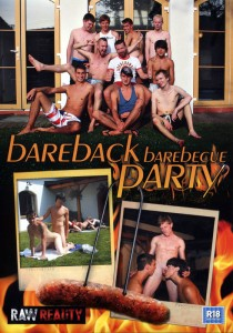 Bareback Barebecue Party DVD