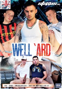 Well 'Ard DVD - Front