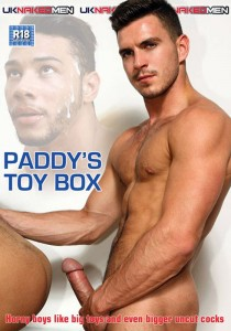 Paddy's Toy Box DVD - Front