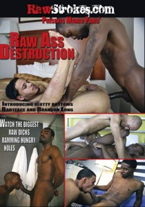 Raw Ass Destruction DVD (S)