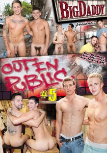 Out in Public 5 DVD