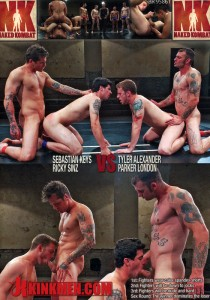 Naked Kombat 16 DVD (S)