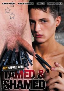 Tamed & Shamed DVD