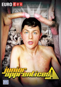 Junior Apprentices DVD - Front