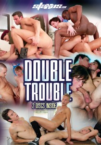 Double Trouble DVD - Front