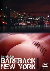 Bareback New York DVD