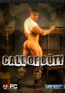 Call of Büty DVD - Front