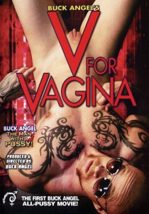V for Vagina DVD