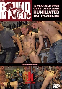 Bound In Public 36 DVD (S)