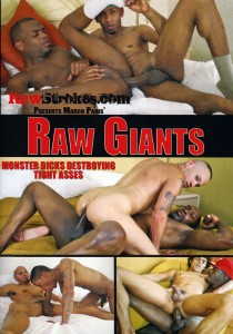 Raw Giants DVD - Front