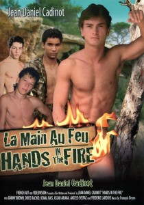 Hands in the Fire DVD (S)