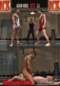 Naked Kombat 22 DVD (S)