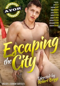 Escaping The City DVD - Front