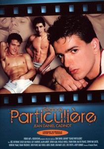 Seance Particuliere DVD - Front