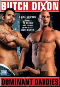 Dominant Daddies DVD