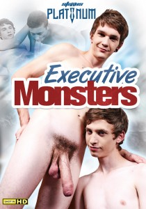 Executive Monsters DVD (NC)