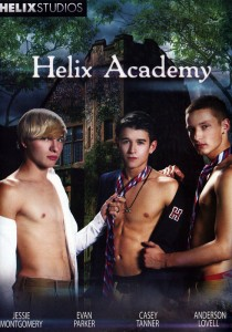 Helix Academy DVD