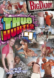 Thug Hunter 4 DVD - Front